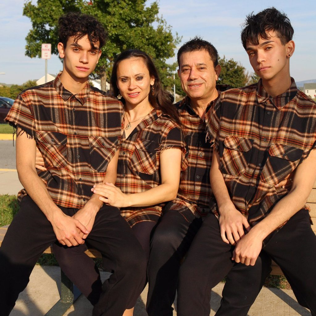 Lucas and Marcus Dobre's parents and contact details