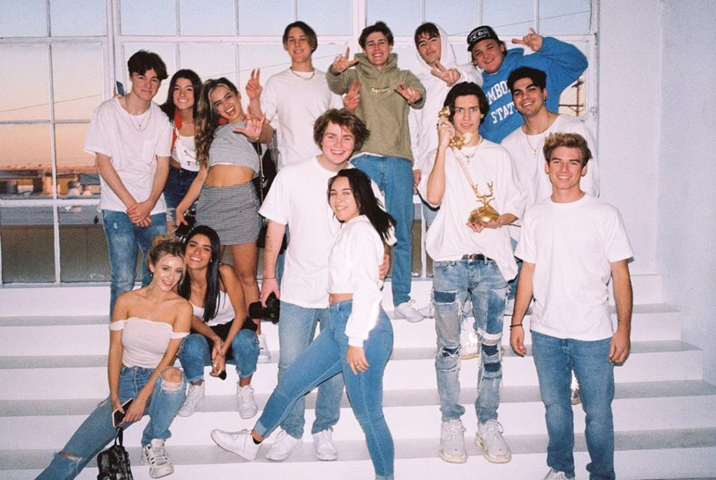 The Hype House wiki, biography, age, net-worth, boyfriend