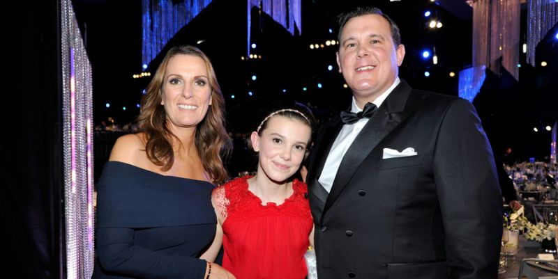 Millie Bobby Brown Family, Parents, Contact Information